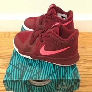 3ae99e21747 Nike Shoes - Nike Kyrie 3 Basketball Shoe Toddler NEW IN BOX